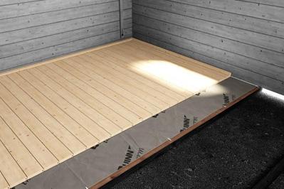 Flooring Insulation