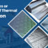 Advantages or Benefits of Thermal Insulation