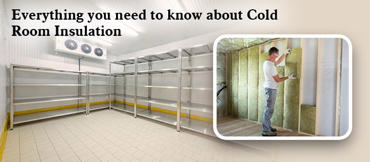Everything You Need to Know About Cold Room Insulation
